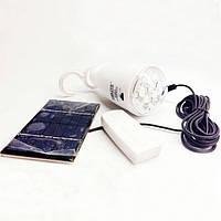 Аккумуляторная лампа с 7 SMD LED GDLITE GD-5007s на солнечной батарее с пультом - 4000786 - лампа  светодиодная, лампа с аккумулятором, лампочка с