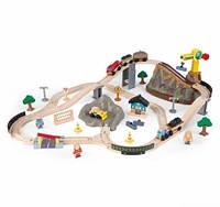 Игровой набор Железная дорога KidKraft Горная стройка (17805)