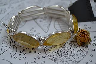 Массивный браслет с камнями Pilgrim, фото 3