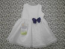 Сукня з мереживною спідницею ТМ Happy ToT