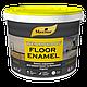 """Эмаль акриловая для деревянных и бетонных полов""""Wearproof Floor Enamel"""" ТМ """"Maximа"""" красно-коричневый (RAL 8012) 10 лв"""