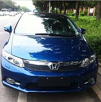 DRL штатные дневные ходовые огни LED- DRL для Honda Civic хетч 2012+