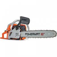 Бензопила PowerMat PM-4HP49