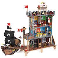 Игровой набор KidKraft Пиратская крепость (63284)