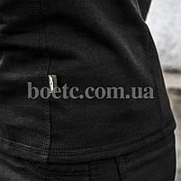 "Футболка утеплённая с рукавами ""BLACK"", фото 4"