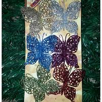 Бабочки  090-10