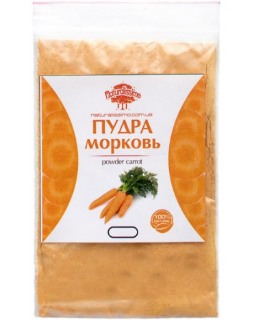 Пудра Моркови, 100 г