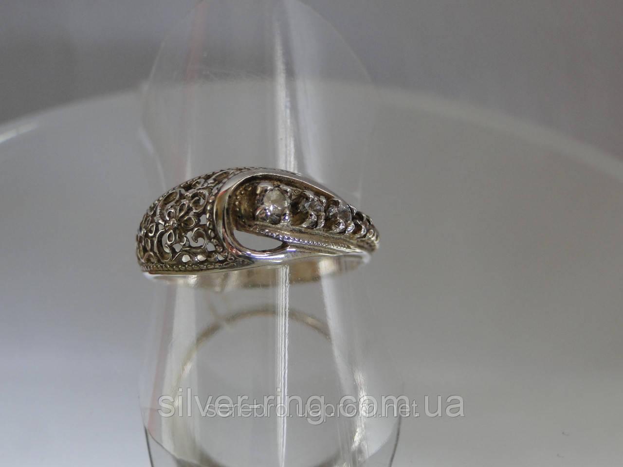 Филигранное кольцо для женщин