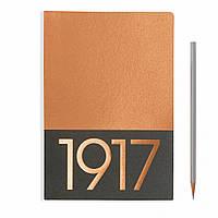 Блокнот Leuchtturm1917 JottBook Limited Средний (A5) Медный с Чистыми листами (2 шт) (14,5х21 см) (355539), фото 1