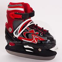 Раздвижные коньки- Ice Skate. Размеры: 28-33, 34-39.