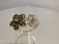 Серебряное украшение - перстень