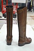 Сапоги рыжие кожаные Roberta Lopes к.-507, фото 1