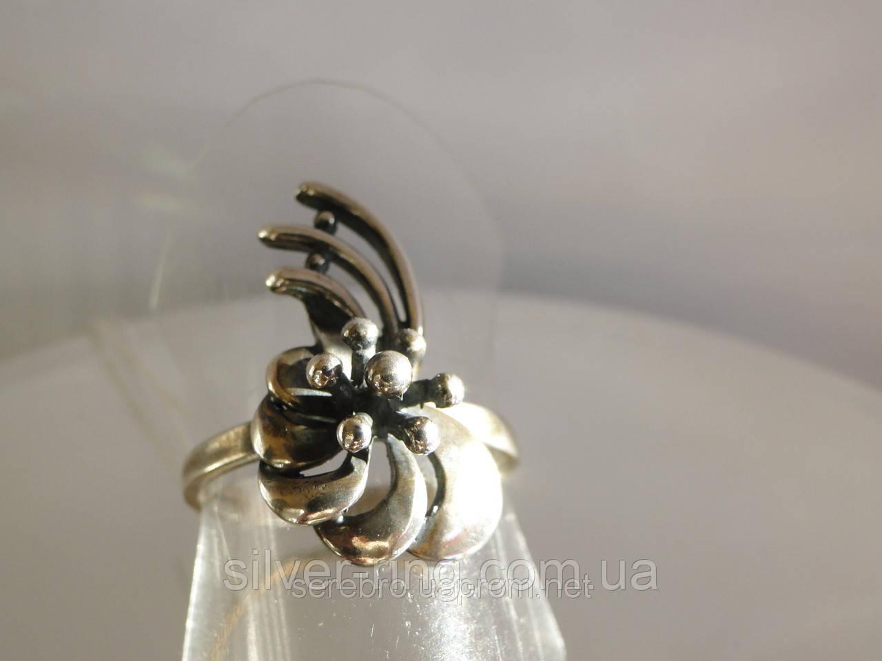 Украшение - серебряное кольцо