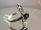 Украшение - серебряное кольцо, фото 5