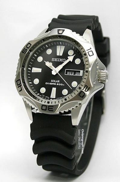 Часы Seiko SNE107P2 SOLAR