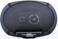 Коаксиальная акустика для автомобиля BM Boschmann PR-6988AL, 3-х полосная