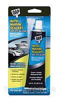 Автомобильный силикон 100% Auto/Marine Silicone Sealant 82.6ml тюбик