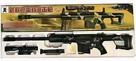 Детская снайперская винтовка на пульках 2016-2D