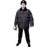 Униформа для охранников с теплой курткой