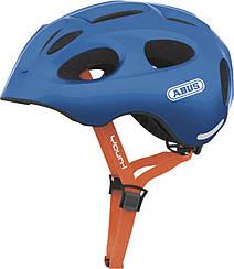 Велошлем детский ABUS YOUN-I Sparkling Blue (S)