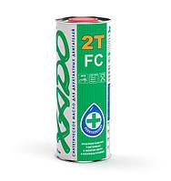 Моторное масло Хадо 2T синтетика 1л