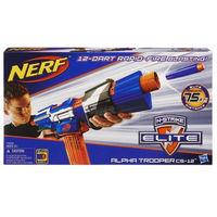 Бластер NERF N-Strike Elite Alpha Trooper CS-12