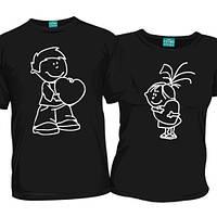 Печать на футболках прямой печатью