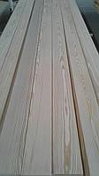 Планкен фасадный Сорт А  лиственница сибирская прямой и косой, фото 1