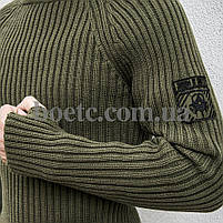 Свитер с капюшоном Стрелок (OLIVE), фото 2
