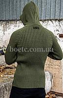 Свитер с капюшоном Стрелок (OLIVE), фото 5