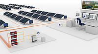 Промышленная сетевая солнечная станция под зеленый тариф мощностю 1 МВт