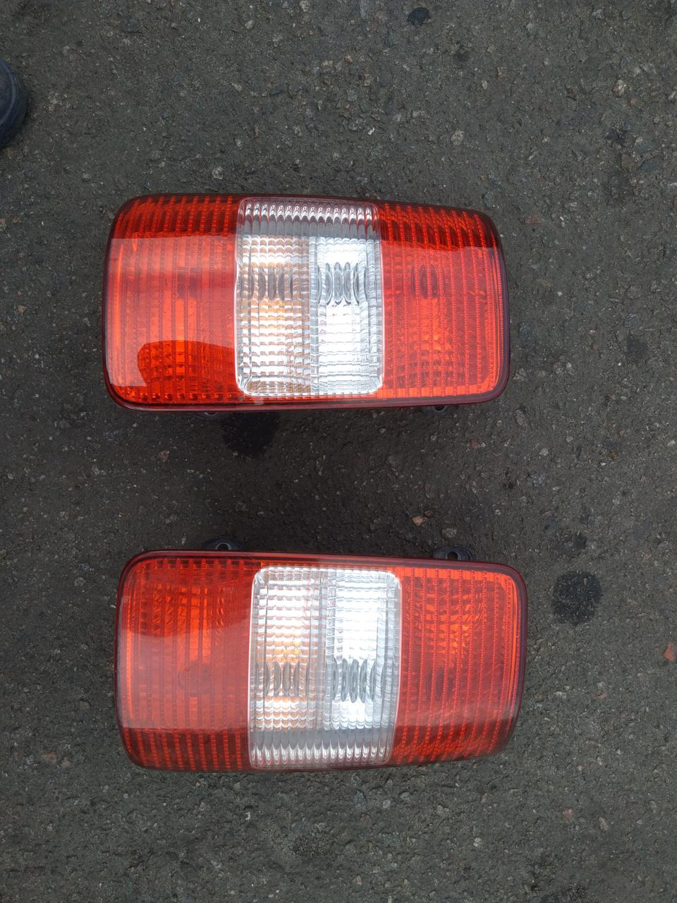 Фонари задние Volkswagen Caddy - АВТОЛЕНД в Кременчуге
