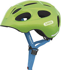 Велошлем детский ABUS YOUN-I Sparkling Green (S)