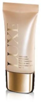 """Тональный крем для лица """"Кашемир"""" Luxe SPF 15, Avon, цвет Porcelain, фарфор, Эйвон Люкс, 98078"""