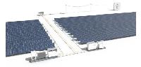 Промышленная сетевая солнечная станция под зеленый тариф мощностью 50 кВт