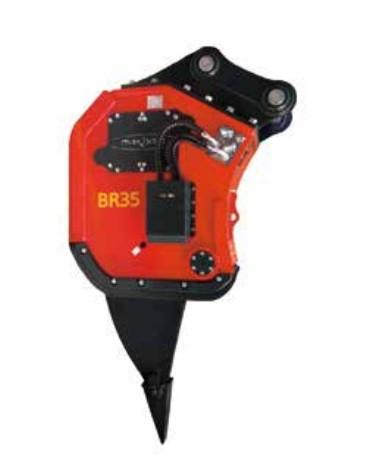 Виброрыхлитель MAXBRIO BR35H / MAXBRIO RIPPER BR35H