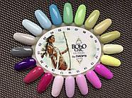 Гель-лак Naomi Boho Chic BC 03 пепельно-голубой, 6 мл, фото 2