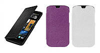 Чехол для HTC One Mini M4 - Melkco Book leather case