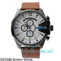 Копия  Часы Diesel DZ 4280 brown white