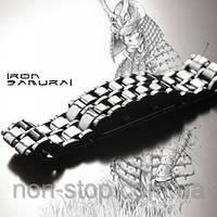 Iron samurai купить, led часы iron samurai, наручные часы iron samurai, светодиодные часы  4000429
