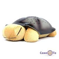 Проектор звездного неба черепашка Nighttime Turtle - 6000211 - ночник, светильник черепаха, черепашка со звуком, игрушка черепаха светильник, ночная