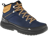 Зимняя мужская обувь QUECHUA(синие)