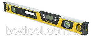 Уровень цифровой 60 см Stanley 0-42-065
