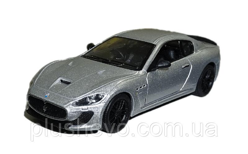 Металлическая модель kinsmart Maserati GranTurismo MC Stradale