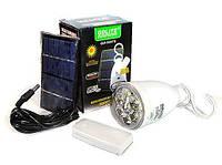 ТОП ВЫБОР! Аккумуляторная лампа с 7 SMD LED GDLITE GD-5007s на солнечной батарее с пультом - 5000786 - лампа  светодиодная, лампа с аккумулятором,