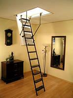Чердачная лестница Oman Metal T3 SOLID TERMO