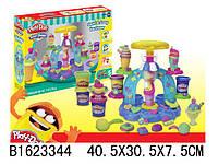 """Набор для творчества Фабрика мороженого""""Play-doh"""": масса для лепки"""