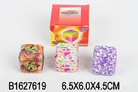 Спиннер Куб, 4 вида