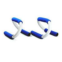 Опоры для отжиманий Bollinger Push Up Stands - 5000423 - упоры для отжиманий, опоры для отжиманий, стойка для отжиманий, накачать мышцы рук, накачать