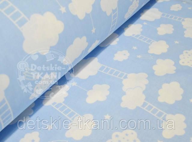 Лоскут ткани №59а размером 26*78 см
